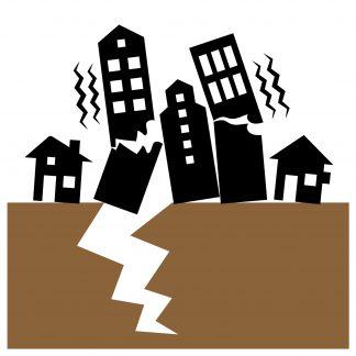 不動産と地震