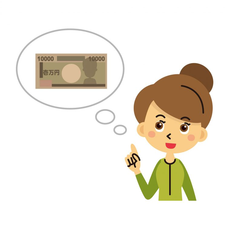 1万円運用イメージ