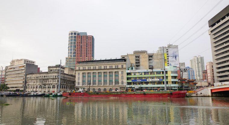 フィリピンの建物