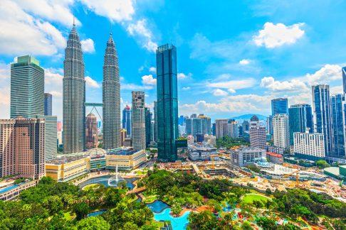 マレーシアの都市