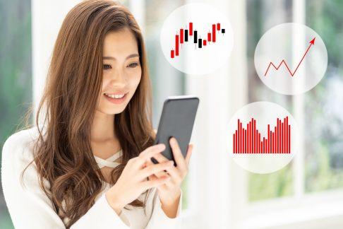 株式投資イメージ